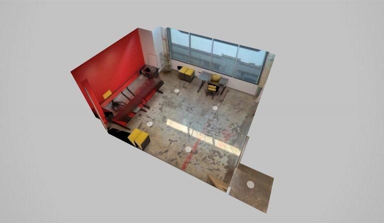 Suite 115 model view